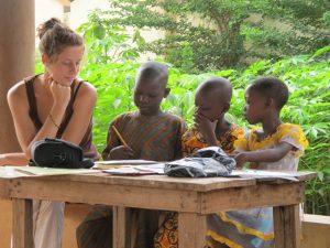 Soutien scolaire au Bénin