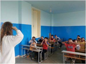 Soutien scolaire au Liban